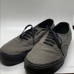 Vans sneakers gray